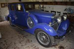 A 1935 Talbot AX65 - 23/06/2019 For Sale by Auction