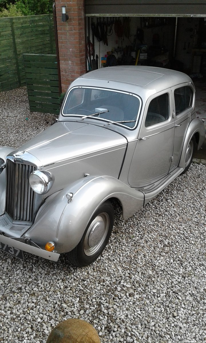 1947 Talbot sunbeam  SOLD (picture 1 of 6)