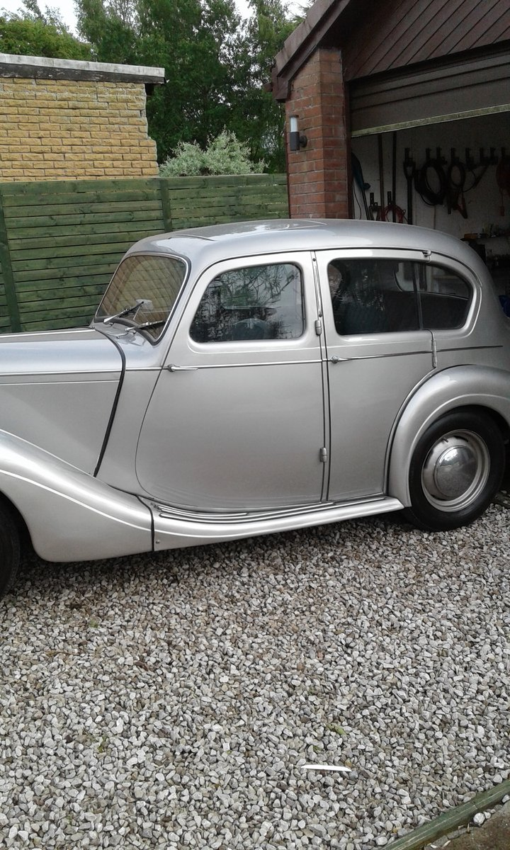 1947 Talbot sunbeam  SOLD (picture 2 of 6)