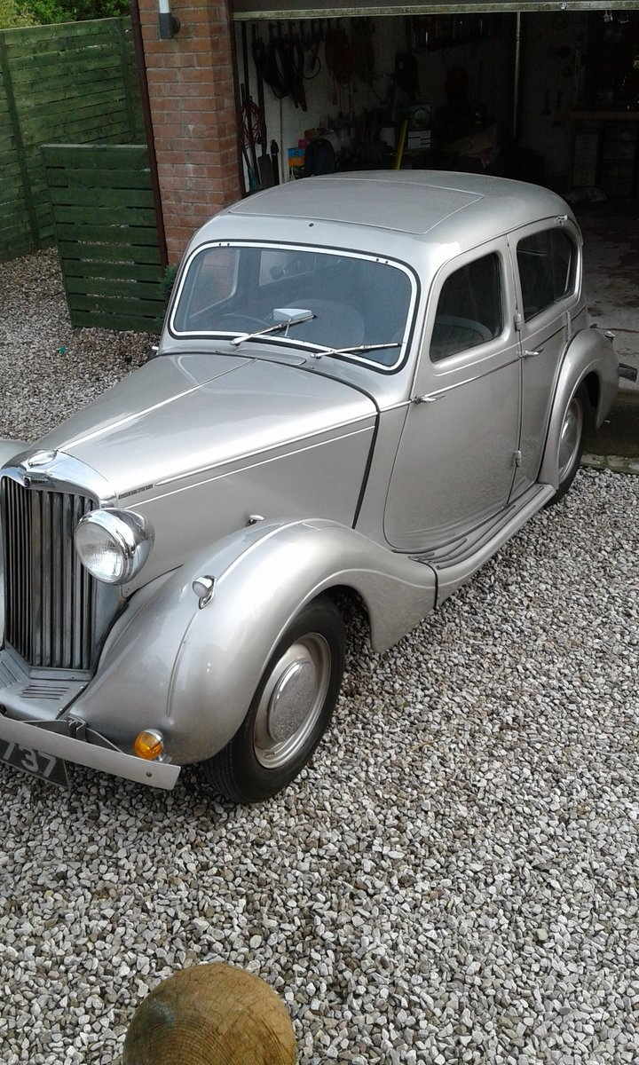 1947 Talbot sunbeam  SOLD (picture 6 of 6)