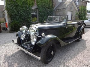 1934 Great Touring Talbot with pre-selector For Sale
