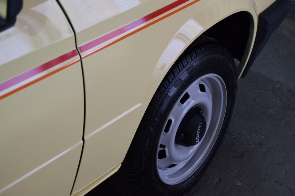 1983 Talbot Samba LS, Just 16762 Miles, Exceptional Example For Sale (picture 2 of 6)
