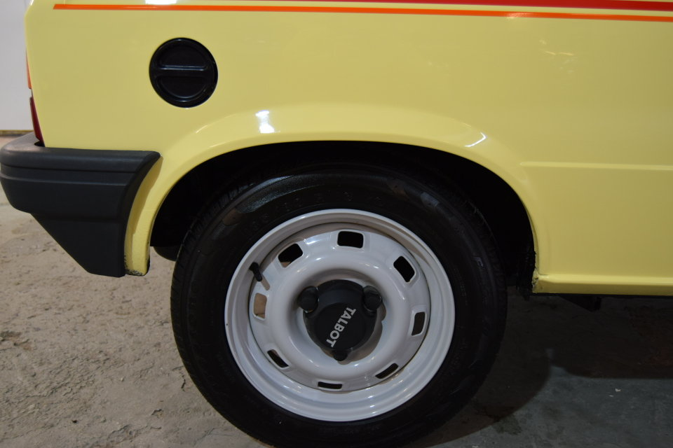 1983 Talbot Samba LS, Just 16762 Miles, Exceptional Example For Sale (picture 4 of 6)