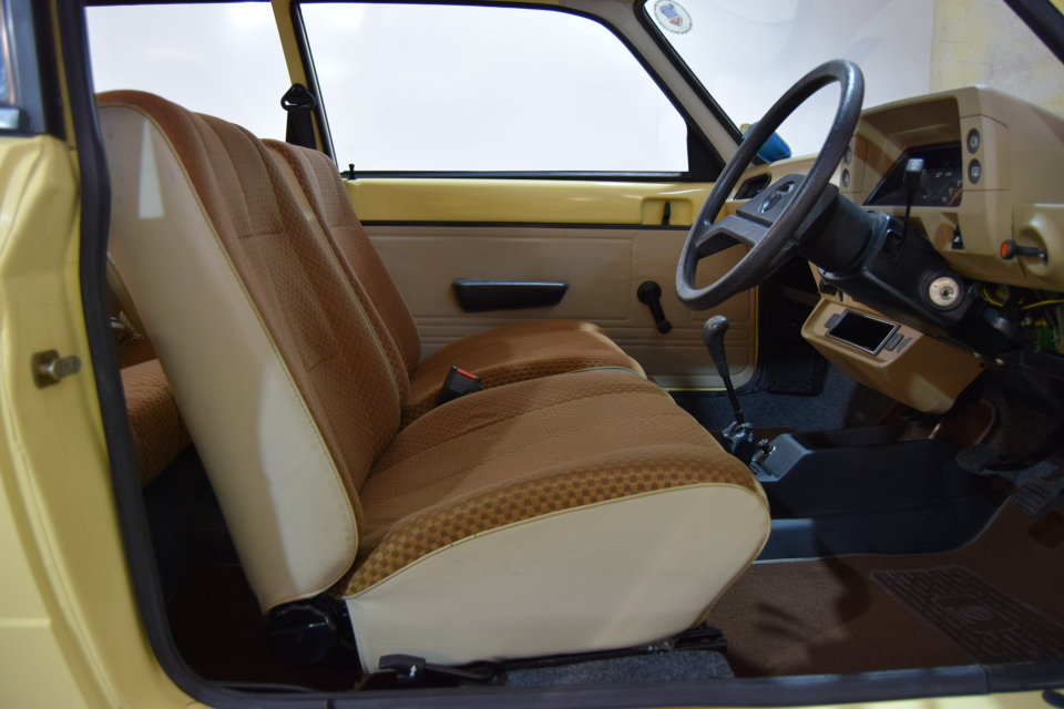 1983 Talbot Samba LS, Just 16762 Miles, Exceptional Example For Sale (picture 5 of 6)