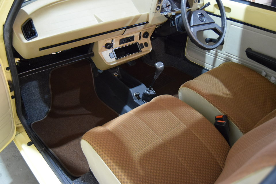 1983 Talbot Samba LS, Just 16762 Miles, Exceptional Example For Sale (picture 6 of 6)