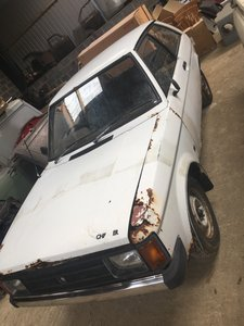 1979 Talbot Sunbeam Project