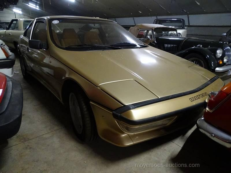 1982 TALBOT-MATRA Murena 2200T  For Sale by Auction (picture 1 of 6)