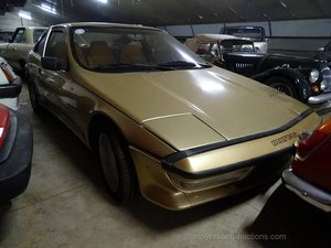 1982 TALBOT-MATRA Murena 2200T  For Sale by Auction