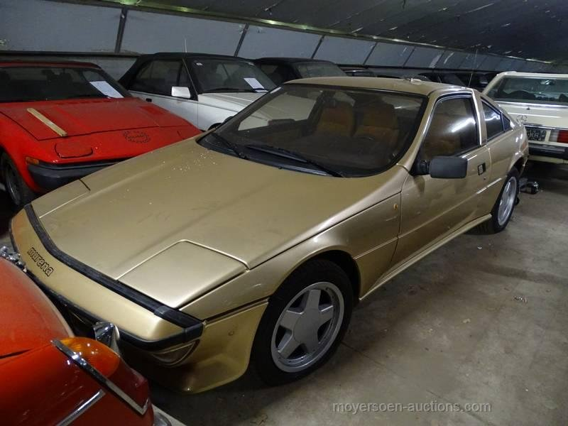 1982 TALBOT-MATRA Murena 2200T  For Sale by Auction (picture 2 of 6)