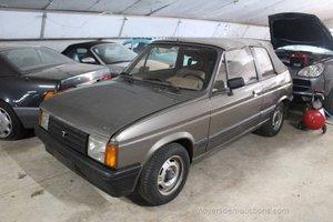 1983 TALBOT Samba Cabrio