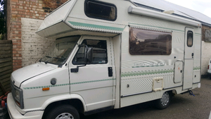 1991 Autoquest 320 talbot express For Sale