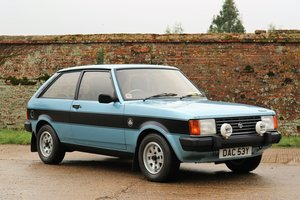 1983 Talbot Sunbeam Lotus S2 - just 7,998 miles from new For Sale