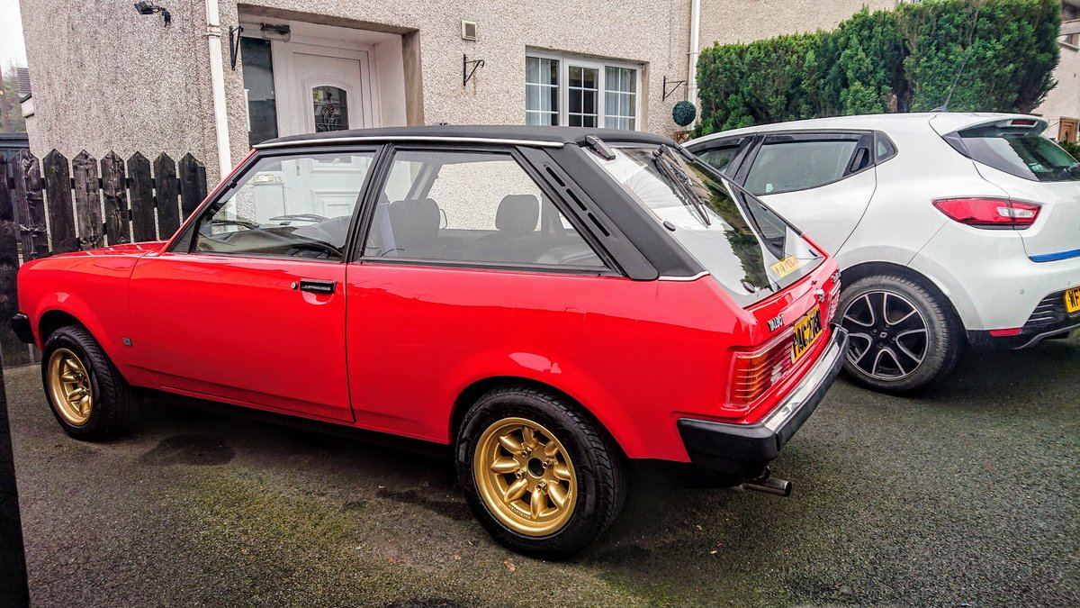1980 Talbot Sunbeam Very Rare Pre Production  For Sale (picture 2 of 6)