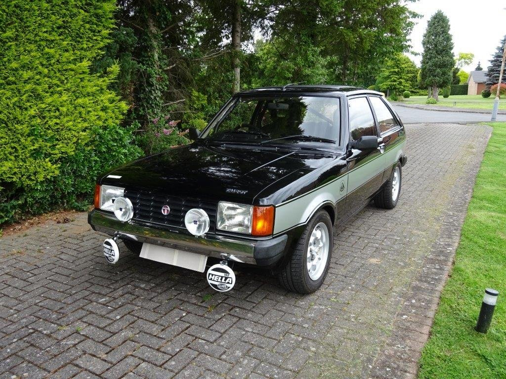 1981 TALBOT SUNBEAM LOTUS For Sale (picture 1 of 6)