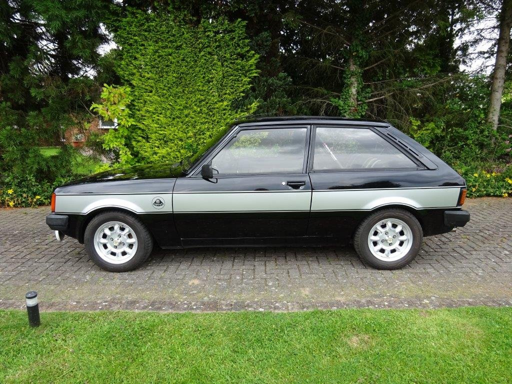 1981 TALBOT SUNBEAM LOTUS For Sale (picture 3 of 6)