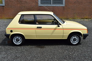 1983 Talbot Samba LS, Just 16762 Miles & Exceptional Throughout SOLD