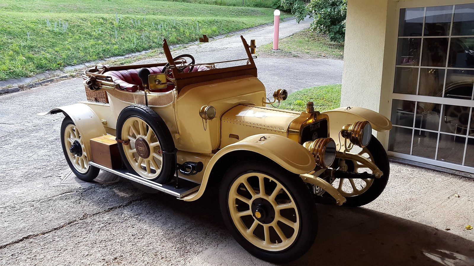 1910 Talbot 4CT 16hp For Sale (picture 1 of 6)