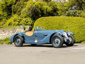 1936 TALBOT LAGO T23 4.0-LITRE LE MANS TOURER RE-CREATION For Sale by Auction