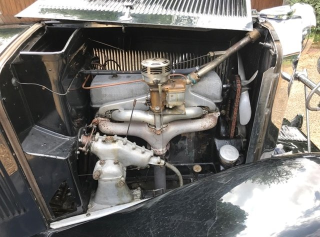 1933  A rare and desirable Roesch Talbot AV105 tourer For Sale (picture 6 of 6)