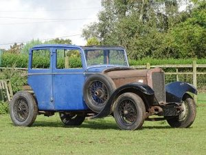 1927 Talbot 14/45 Rolling Chassis