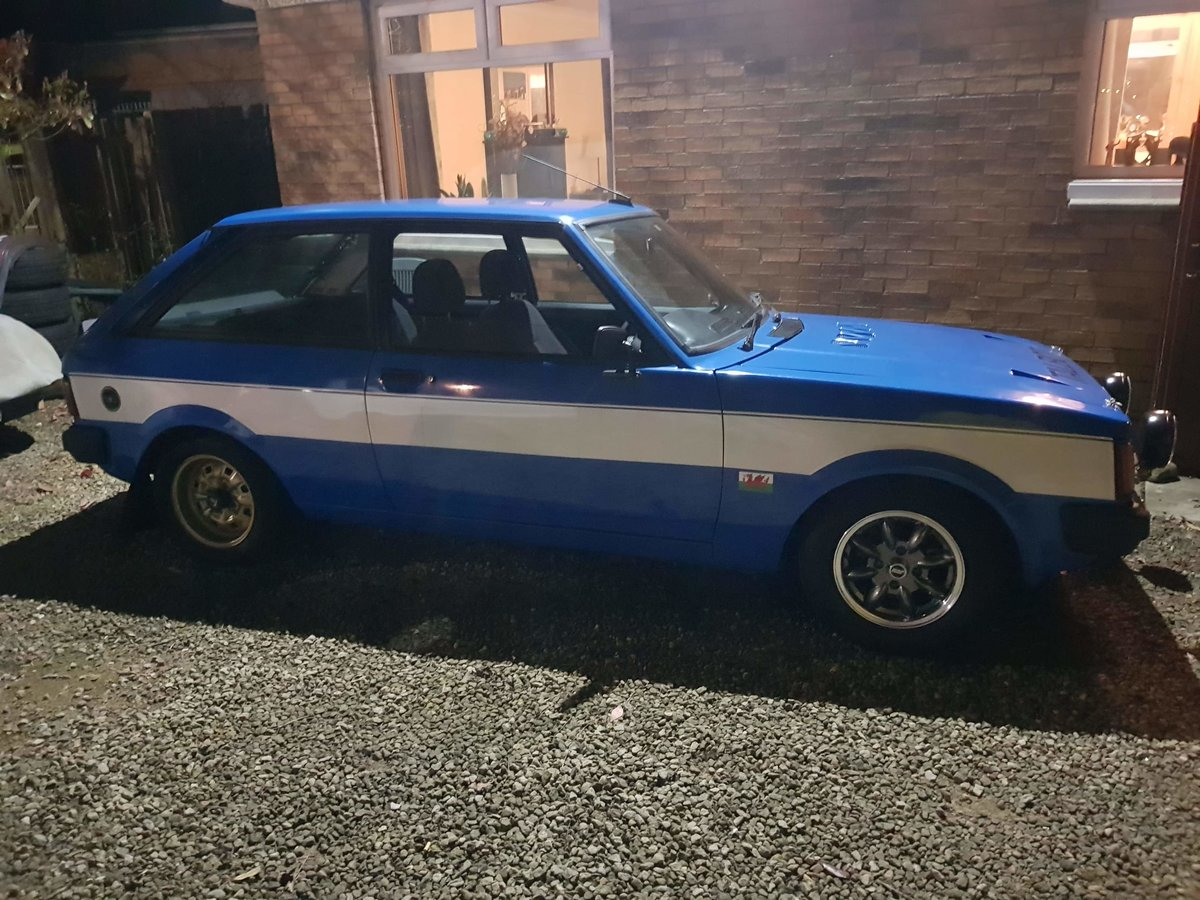 1980 Talbot Sunbeam ti copy Reduced Price  SOLD (picture 1 of 2)