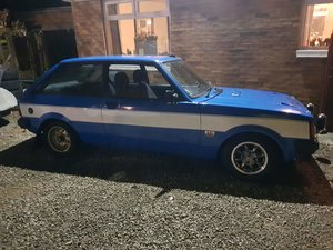 1980 Talbot Sunbeam ti copy Reduced Price