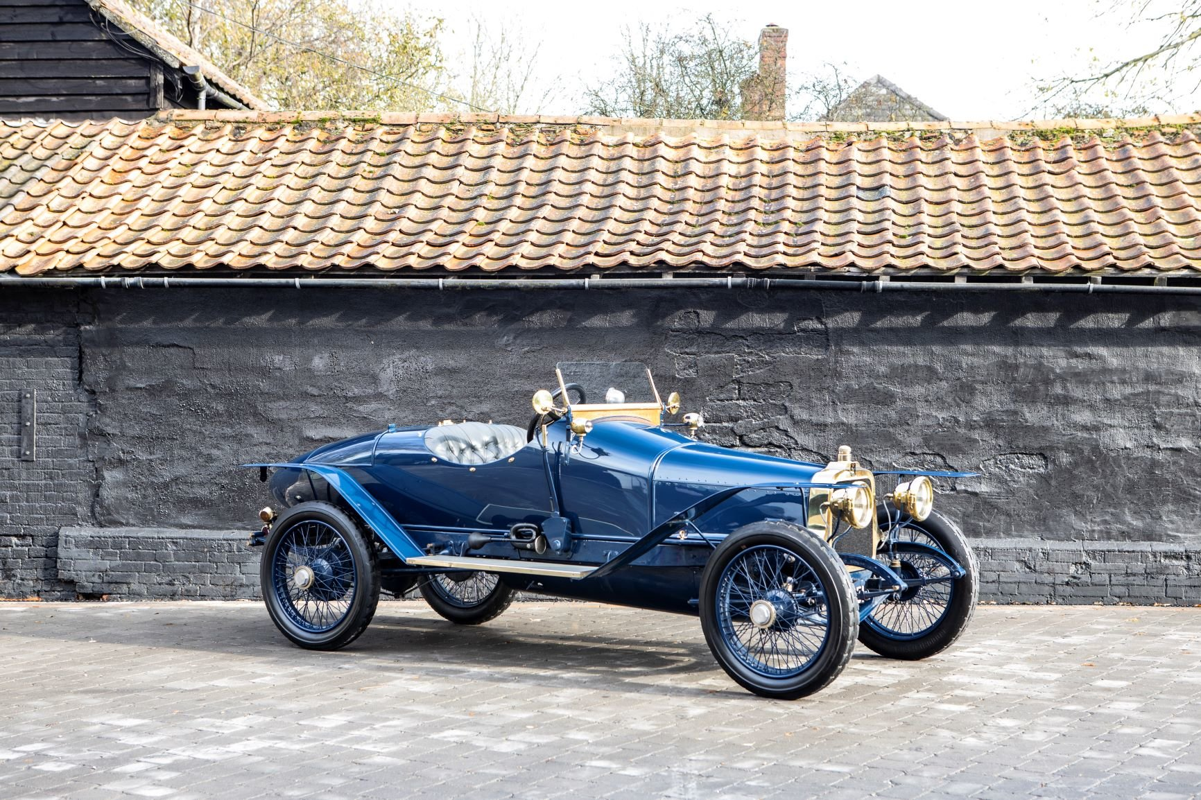1912 Talbot 12hp Sporting Model For Sale (picture 1 of 6)