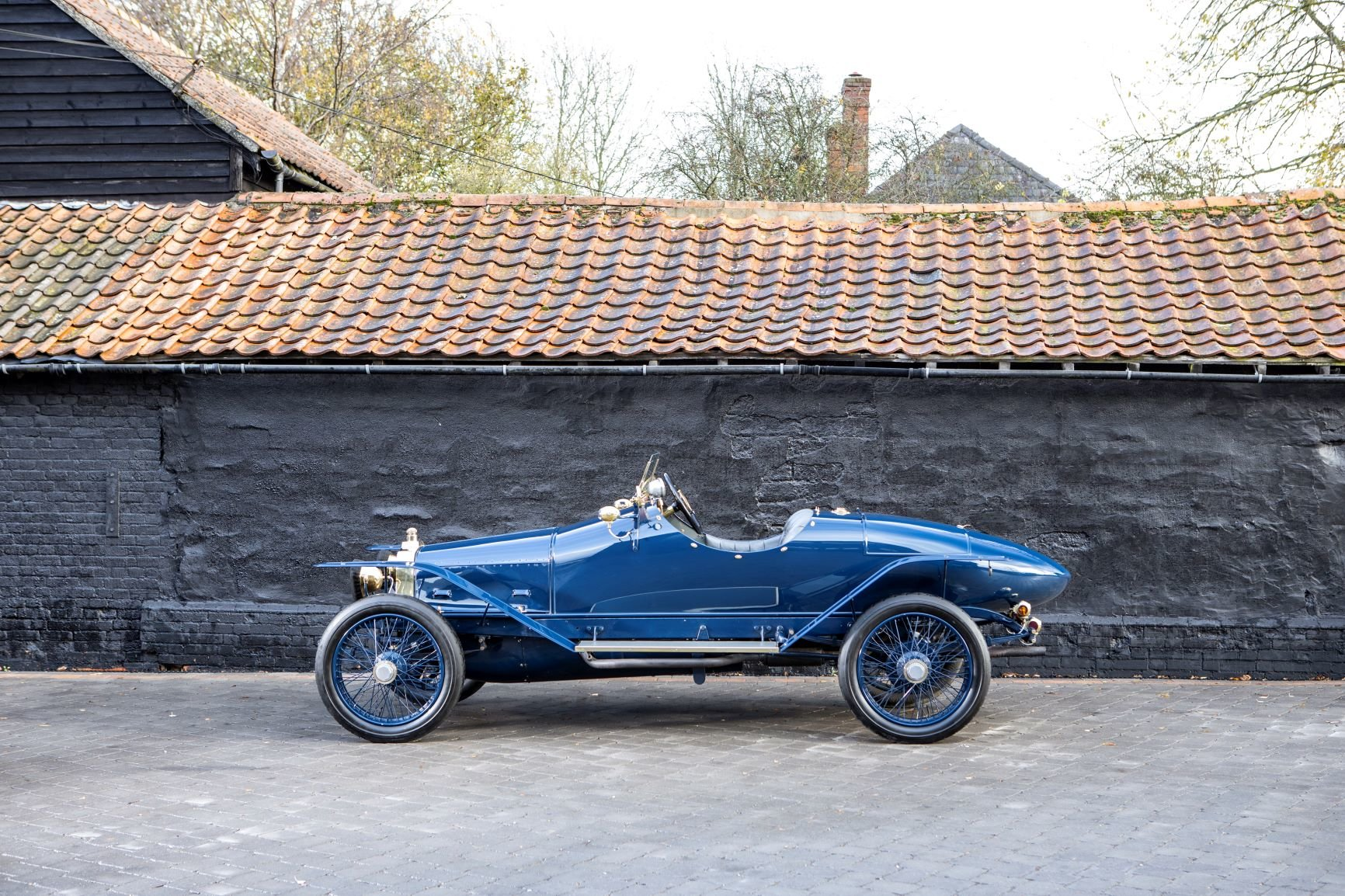1912 Talbot 12hp Sporting Model For Sale (picture 2 of 6)