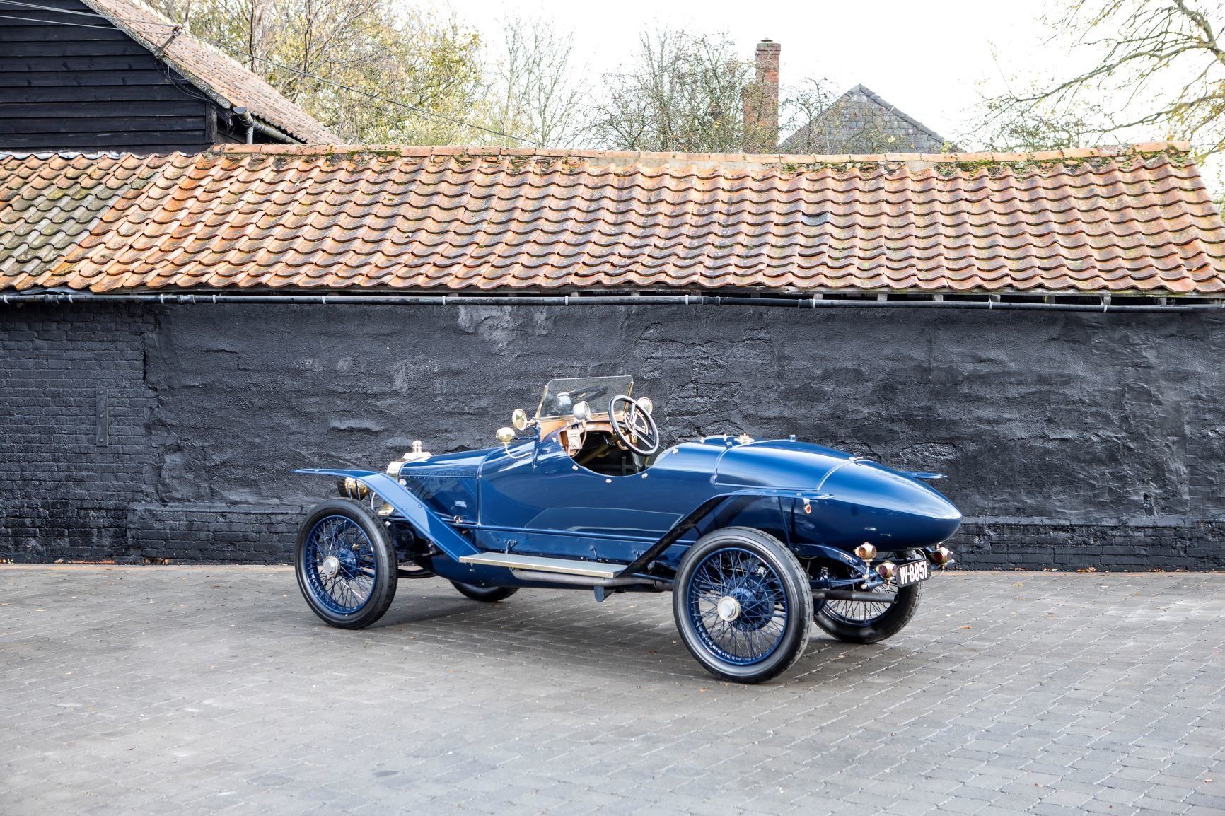 1912 Talbot 12hp Sporting Model For Sale (picture 3 of 6)