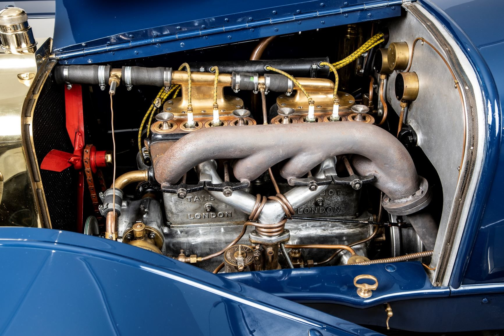 1912 Talbot 12hp Sporting Model For Sale (picture 5 of 6)