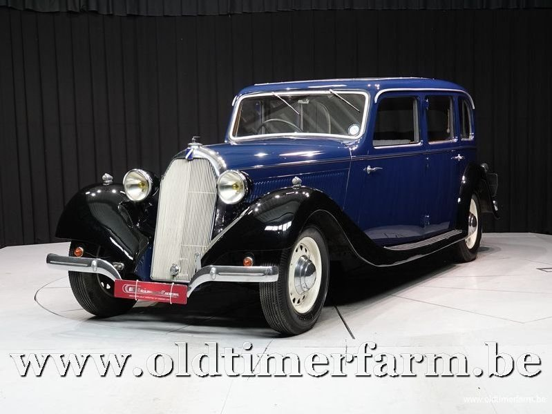 1936 Talbot Suresnes T120 '36 For Sale (picture 1 of 6)