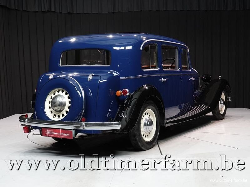 1936 Talbot Suresnes T120 '36 For Sale (picture 2 of 6)