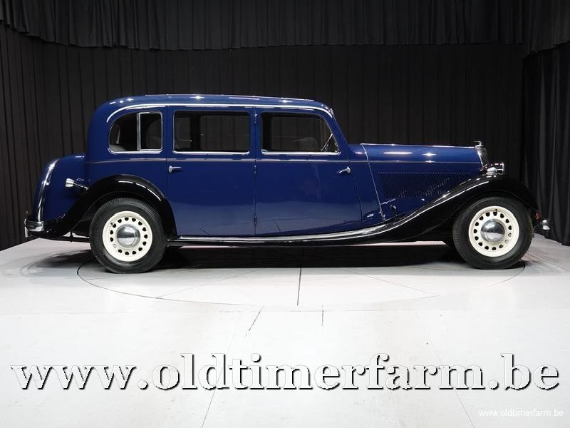 1936 Talbot Suresnes T120 '36 For Sale (picture 3 of 6)