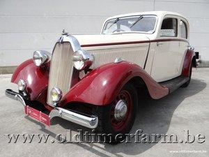 1934 Talbot Suresnes T110 '34