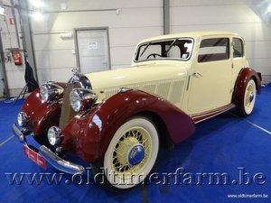 1939 Talbot T15 Beige '39