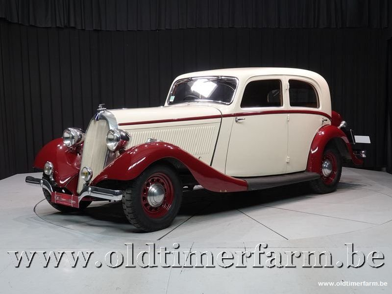 1934 Talbot Suresnes T110 '34 For Sale (picture 1 of 6)