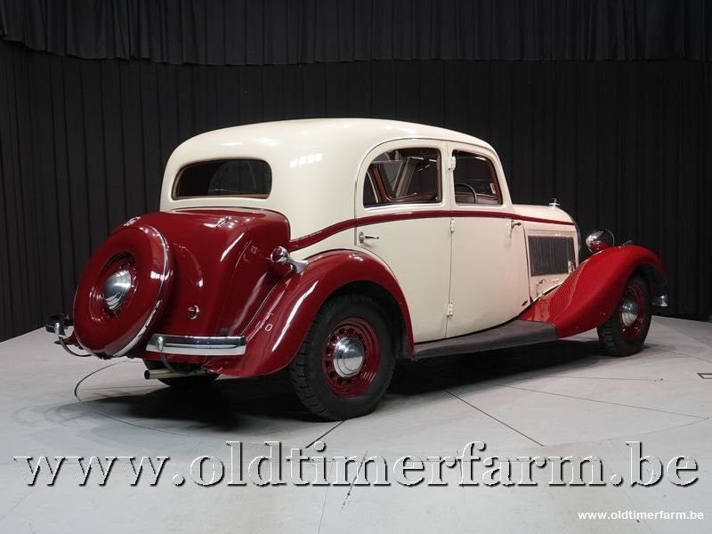 1934 Talbot Suresnes T110 '34 For Sale (picture 2 of 6)