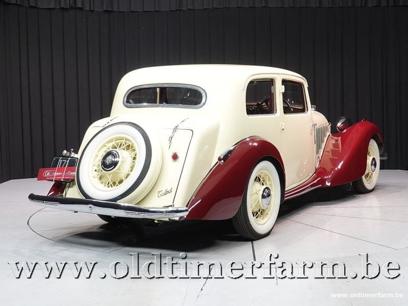 1939 Talbot T15 Beige '39 For Sale (picture 2 of 6)