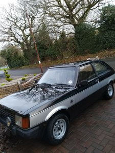 1981 Talbot Sunbeam Lotus Series 2