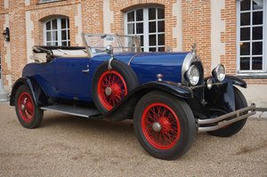 1925 Talbot DC Cabriolet Saoutchik No reserve For Sale by Auction