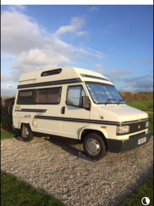 1993 Auto sleeper symphony, very nice van.