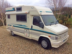 1992 TALBOT 2.5D COMPASS CALYPSO 2 BERTH JUST 51,000 MILES - PX SOLD