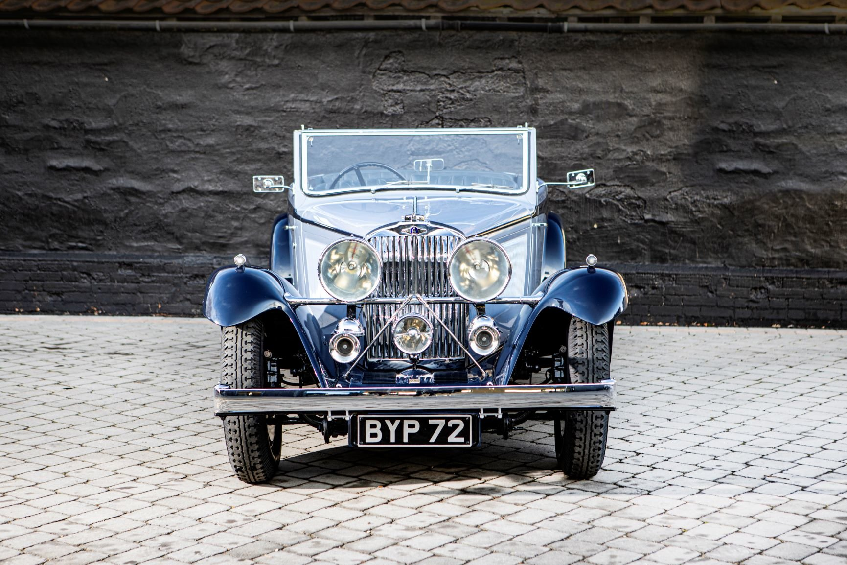 1935 Talbot BA110 Drophead Coupé For Sale (picture 2 of 6)