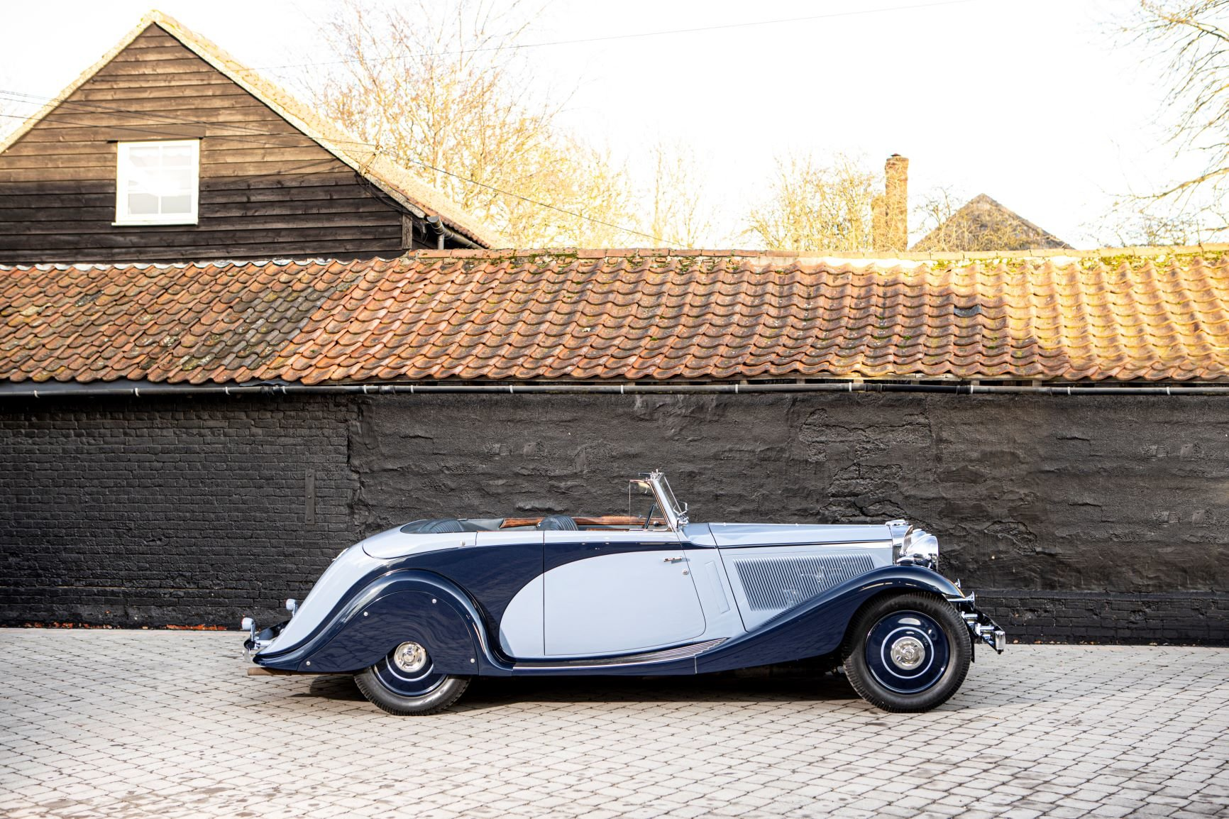 1935 Talbot BA110 Drophead Coupé For Sale (picture 3 of 6)