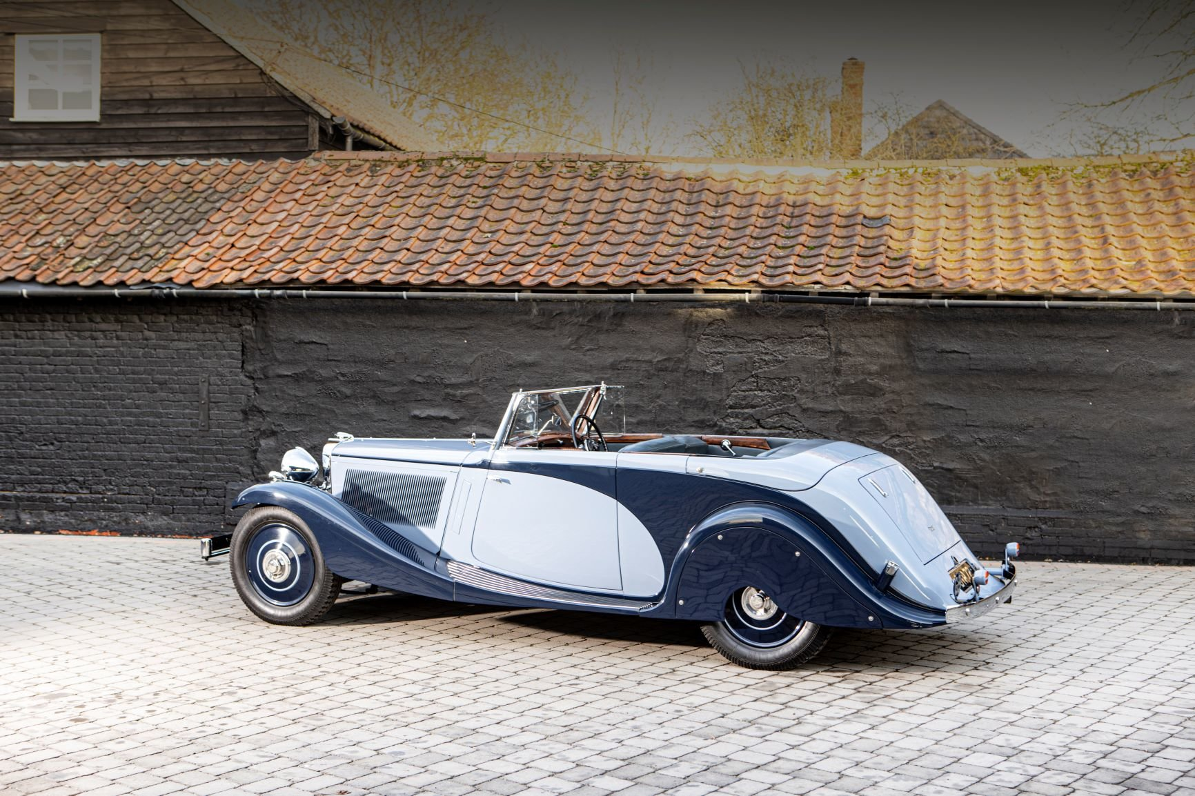 1935 Talbot BA110 Drophead Coupé For Sale (picture 4 of 6)
