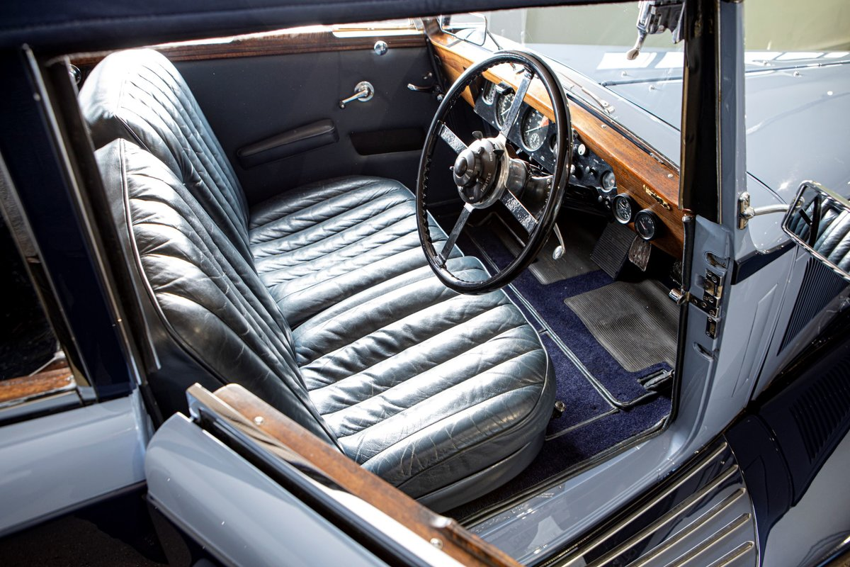 1935 Talbot BA110 Drophead Coupé For Sale (picture 6 of 6)