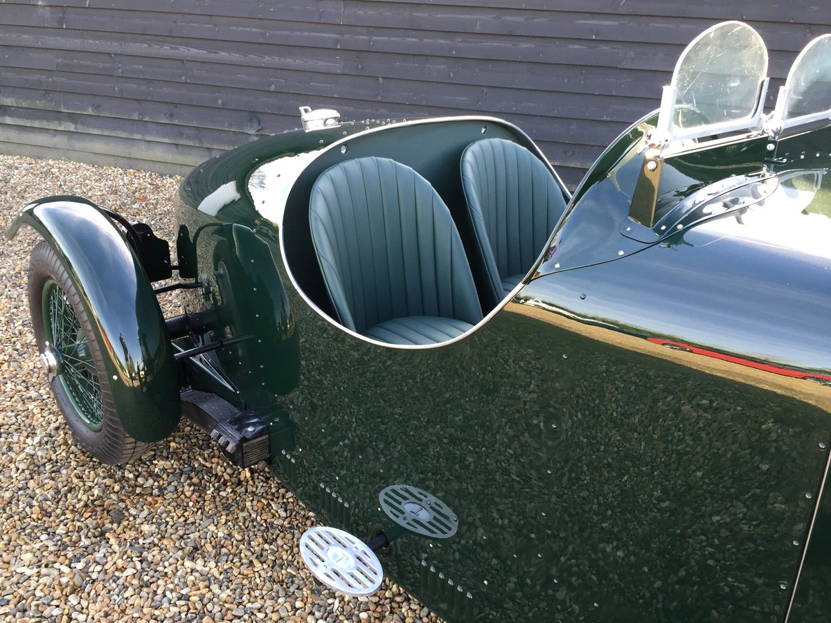 1934 Talbot BA 75 Brooklands Racer For Sale (picture 2 of 6)