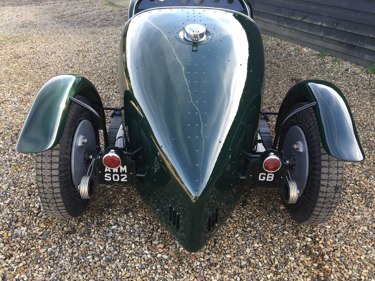 1934 Talbot BA 75 Brooklands Racer For Sale (picture 5 of 6)
