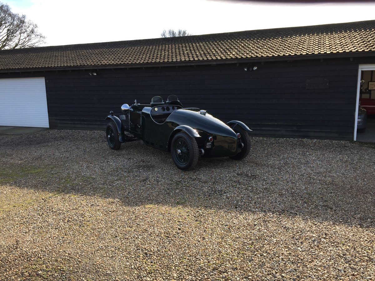 1934 Talbot BA 75 Brooklands Racer For Sale (picture 6 of 6)