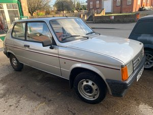 1986 Talbot Samba SOLD by Auction